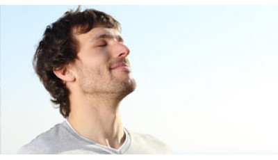 Aromatherapy and therapeutic breathing