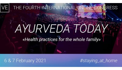 """Results of the IV annual online Congress """"AYURVEDA TODAY 2021.Health practices for the whole family"""""""