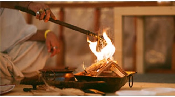 The Role of Homa/Agnihotra in healing diseases