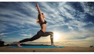 Асаны йоги и марматерапия