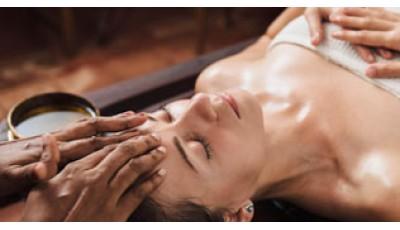 Аюрведический массаж лица