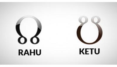 Лунные узлы: Раху и Кету