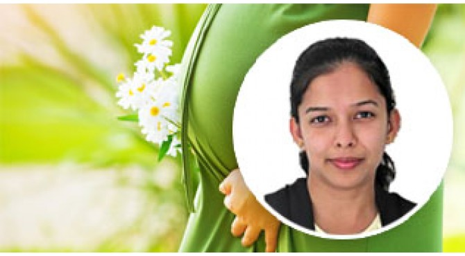 Preparation and management of pregnancy in Ayurveda. First module