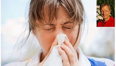 Аллергический ринит в аюрведической медицине